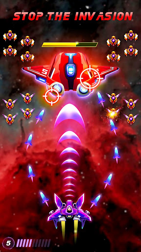 Galaxy Attack - Space Shooter 2020 1.5 apktcs 1