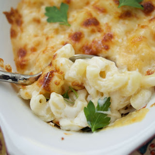 Ultimate Macaroni & Cheese Casserole.