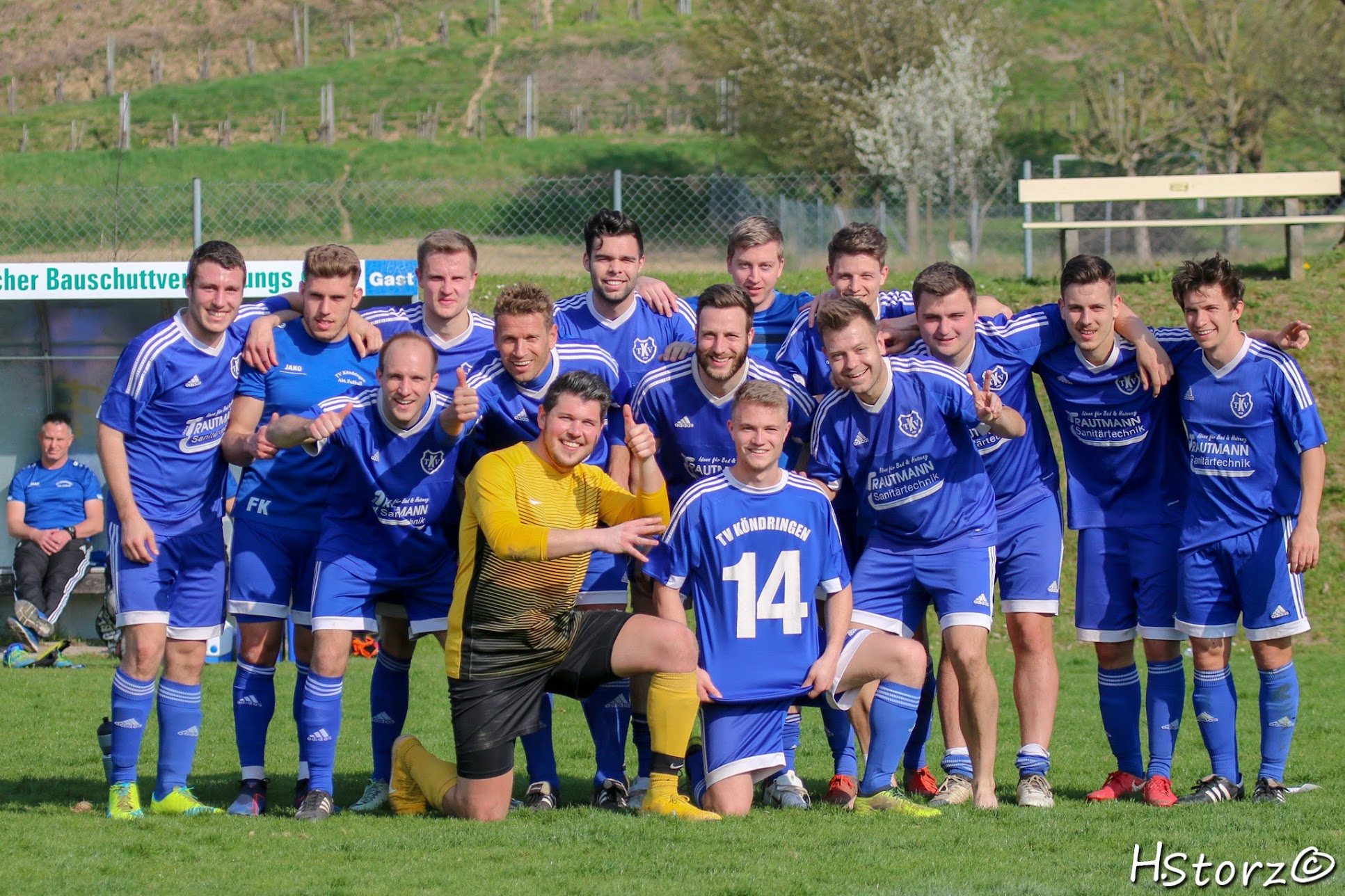 FC Rimsingen – TVK I   1:4 (0:4)
