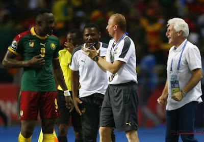 Het regent felicitaties uit alle hoeken voor de knalprestatie van Hugo Broos met Kameroen!