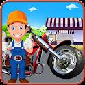 Bike Mechanic Repair & Factory icon