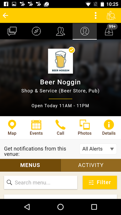 Untappd-Discover-Beer 13