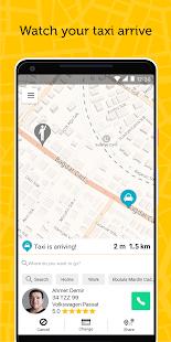 App BiTaksi APK for Windows Phone