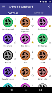 Animals Soundboard screenshot 0