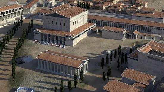 Athens in VR - náhled