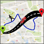 GPS-поиск маршрутов - Live Location Tracker