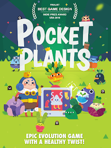 Pocket Plants – Idle Garden, Grow Plant Games Apk Download For Android and Iphone 7