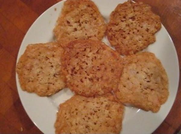 Lace Oatmeal Cookies Recipe