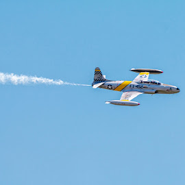 by Margie Troyer - Transportation Airplanes
