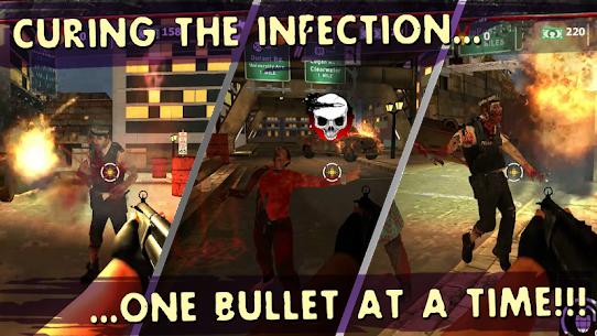 Zombie Shooter: Left for Dead MOD APK 5