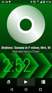 Lithium Music Player Lite- screenshot thumbnail