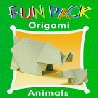 Photo: Fun Pack Origami Animals by Froebel-Kan Co. Heian Intl Pub Co (September 1997) Paperback 10 pp 6.75 x 6.75 ins ISBN 0893468339