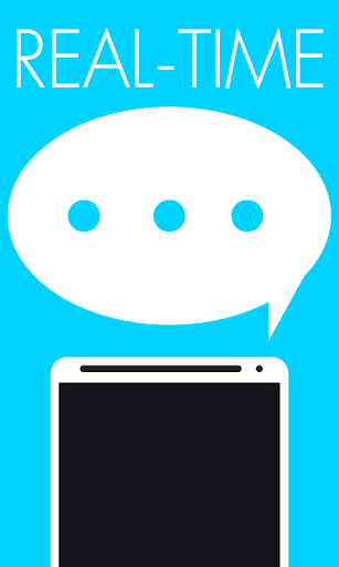 LIVE CHAT ON REAL-TIME