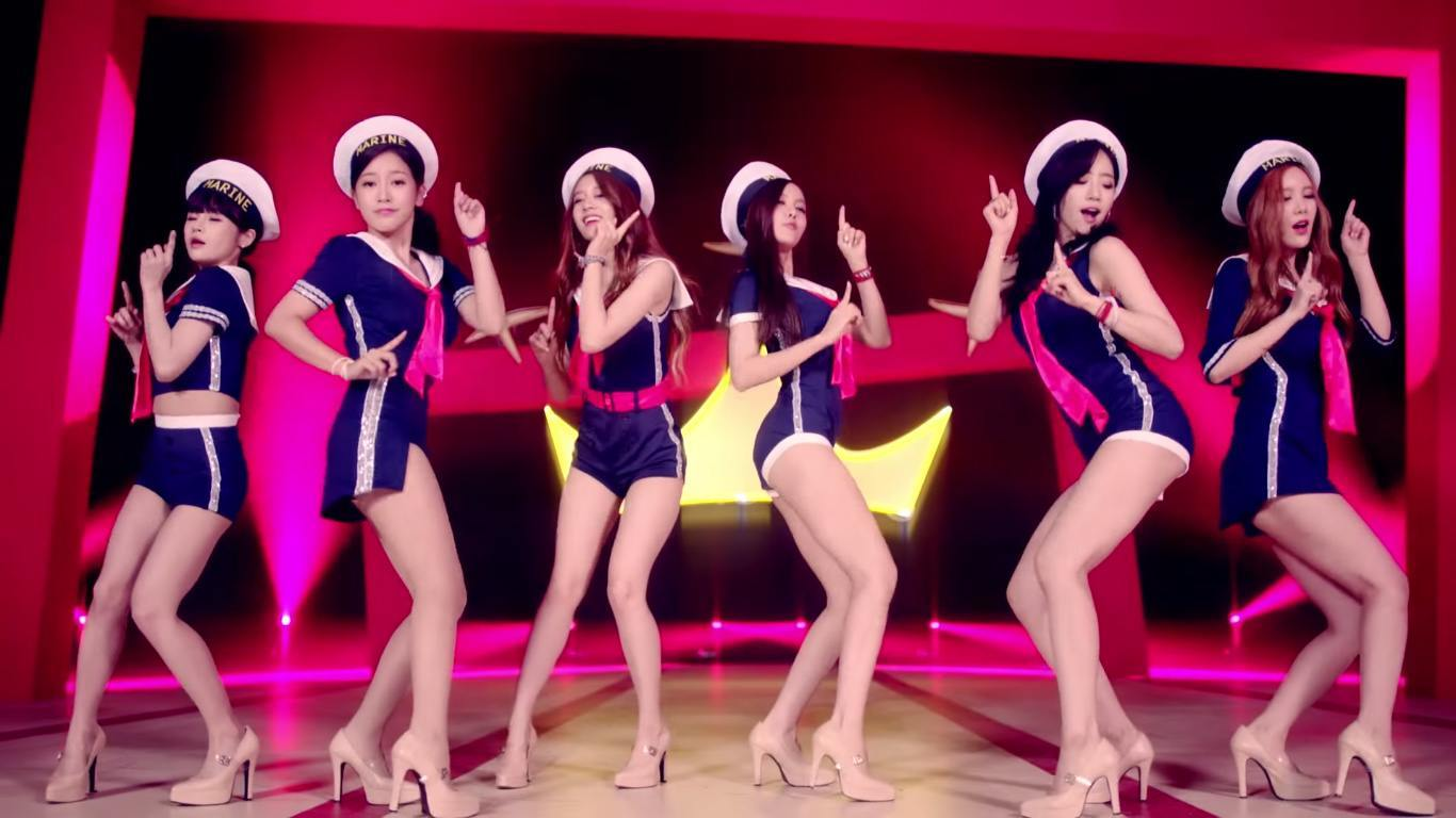 T Ara Fans Clear Up Misunderstanding About Quot Idol Athletic
