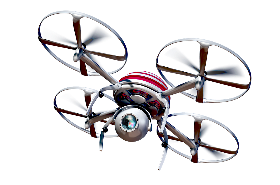 Free illustration: Quadrocopter, Camera, Drone, Fly - Free Image ...