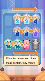 YoroSheep2048- screenshot thumbnail