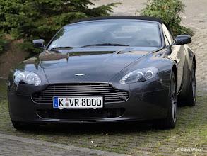 Photo: Aston Martin in Köln