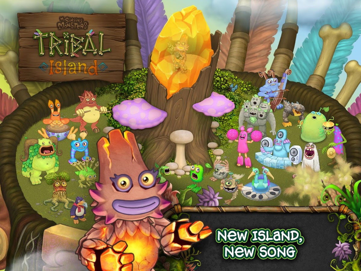 My Singing Monsters- screenshot