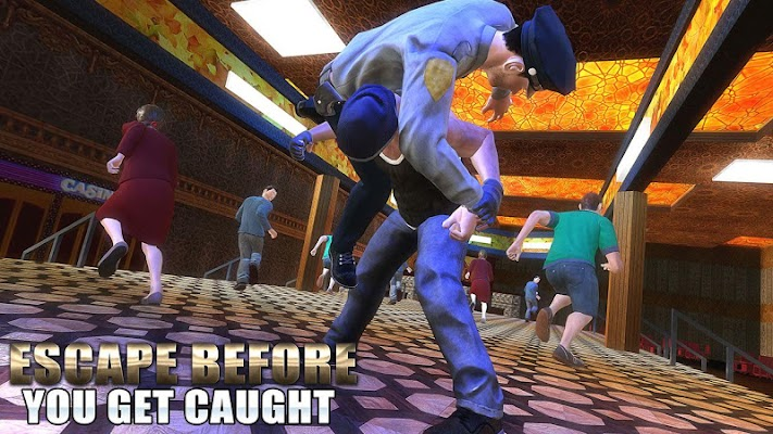 Las Vegas City Gangster Escape - screenshot