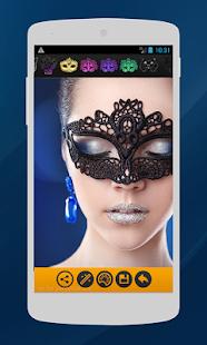 Eyes Mask Photo Editor Effect - náhled