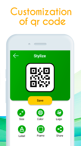 QR Code & Barcode Scaner/Reader/Generator screenshot 3