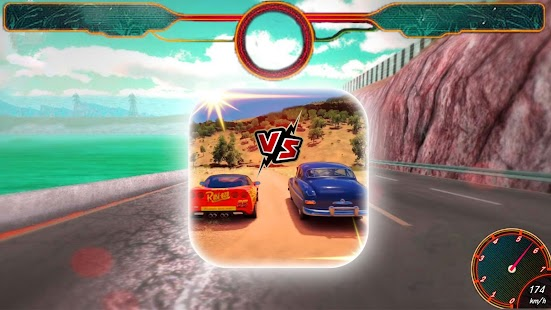 New Speed Lightning Mcqueen Racing - náhled