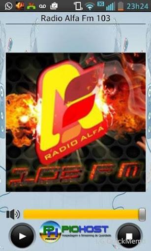 Rádio Alfa FM 103