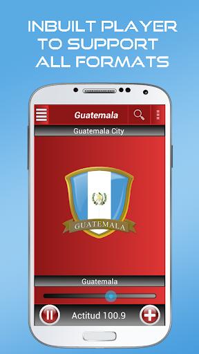 A2Z Guatemala FM Radio