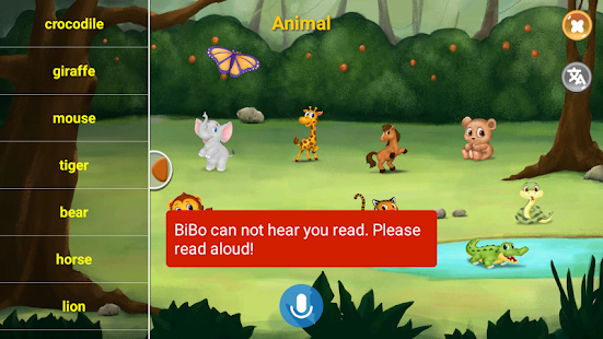 Learn Reading, Speaking English for Kids - BiBo - náhled