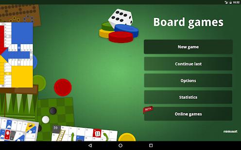 Board Games Ekran Görüntüsü