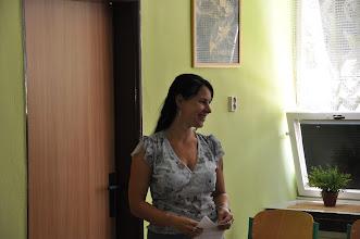"""Photo: Školní projekt """"Rodiče v roli učitelů"""". Přednáška """"O umírání v domácím prostředí"""" - promítání filmu, přednáška, diskuze (paní Jana Kapošváryová, školní internetová kavárna, úterý 29. květen 2012)."""