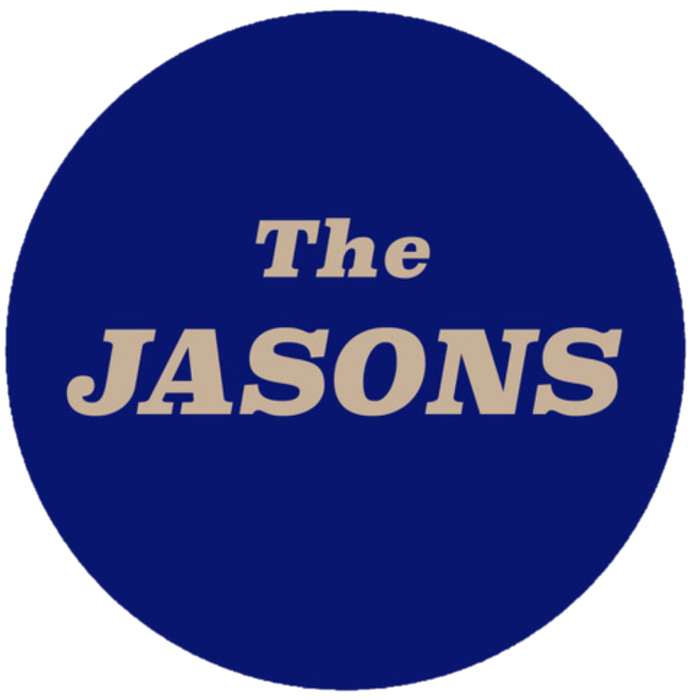 Image: The Jasons Take On... podcast logo