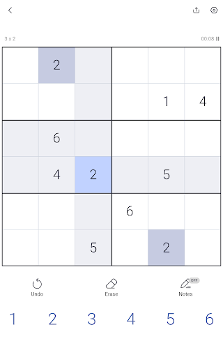Sudoku - Sudoku puzzle, Brain game, Number game screenshots 24