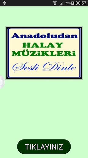 Halay Şarkıları ve Türküleri
