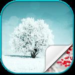 Winter Snow Live Wallpaper Icon