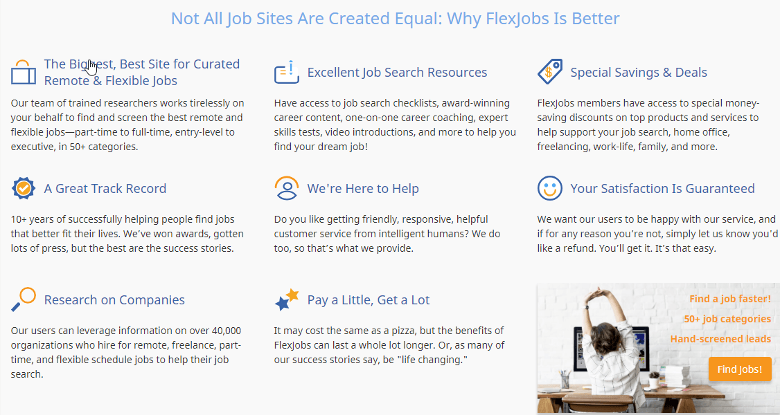 What Is Flexjobs.com? Is It Worth It Or What? Flexjobs Benefits