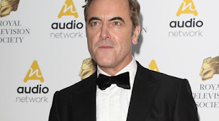 James Nesbitt going grey for Cold Feet