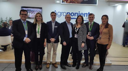 Grupo Agroponiente presenta en Fruit Logística una amplia gama de especialidades