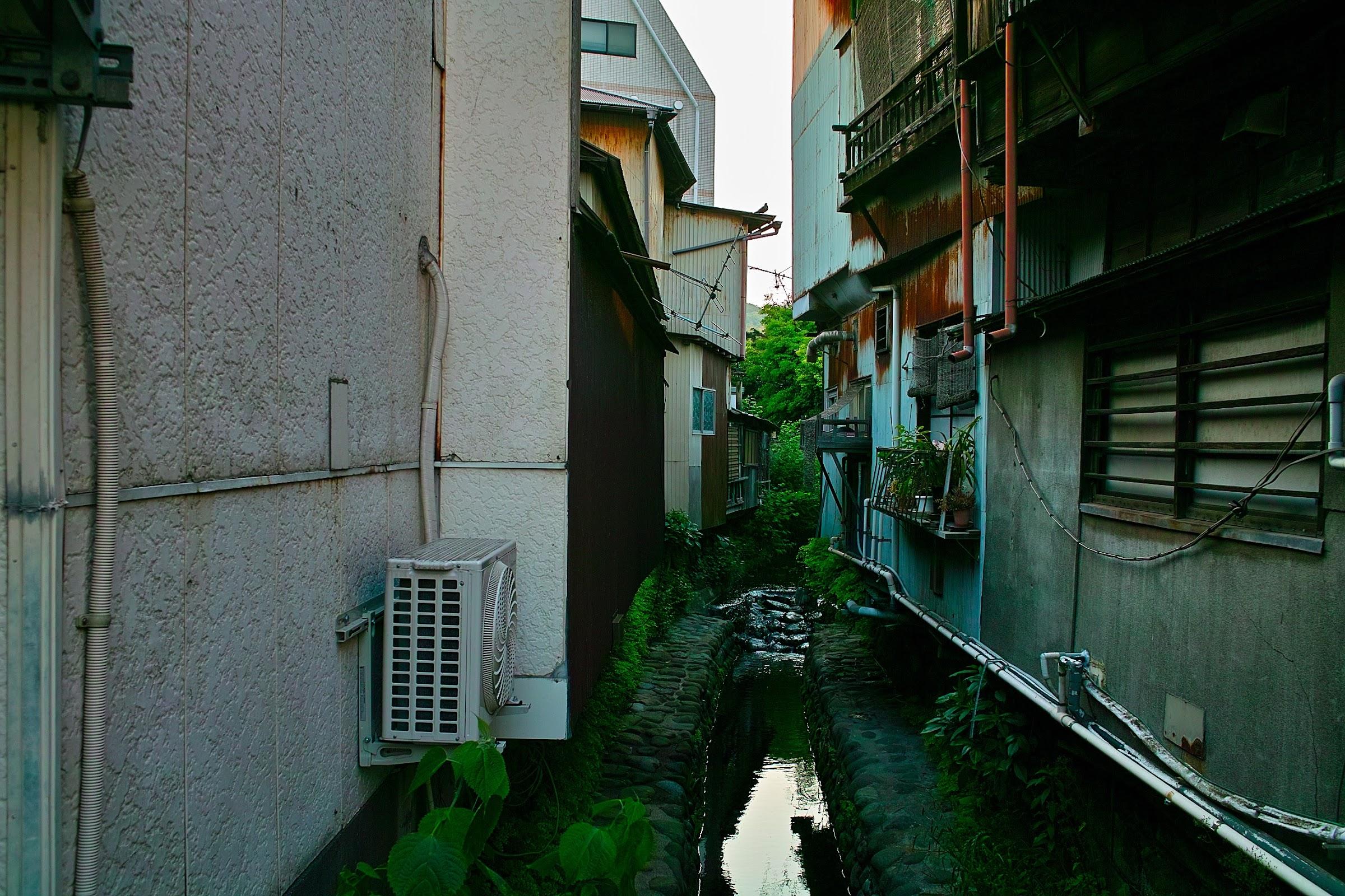 鎌倉、路地裏、DP2、RAW現像