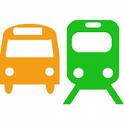 Расписание автобусов и электричек Москва и область icon