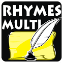 Rhymes in 16 languages icon