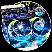 App Colorful Moon Light Night Theme APK for Windows Phone