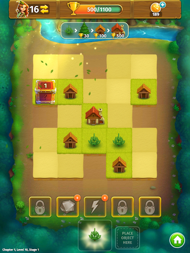 Robin Hood Legends u2013 A Merge 3 Puzzle Game 2.0.2 screenshots 12