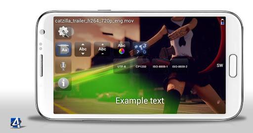 ALLPlayer Video Player 1.0.11 screenshots 12