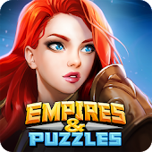 8.  Empires & Puzzles: RPG Quest