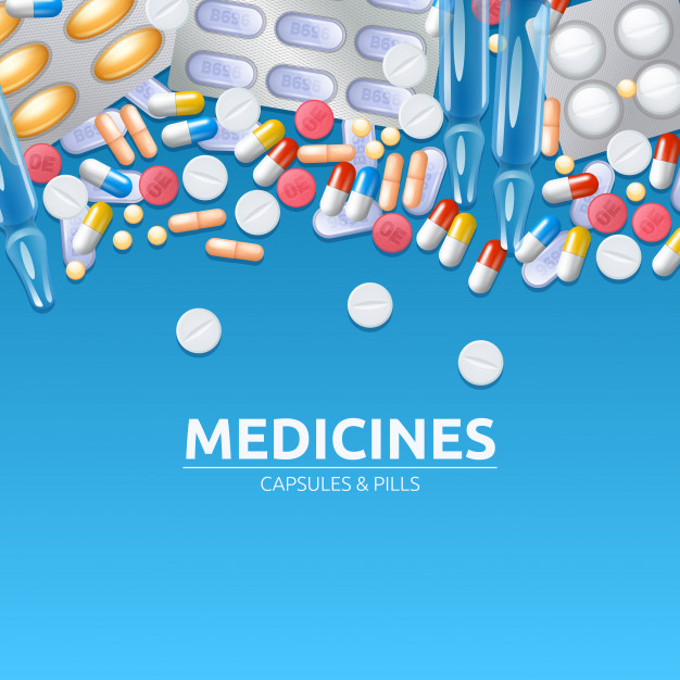 medicine illustration