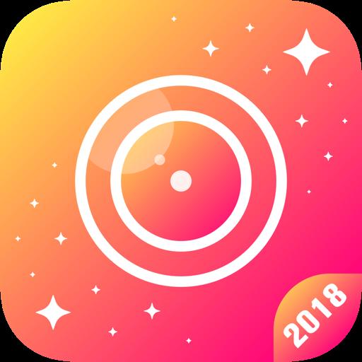 Sparkle Camera 2018-Selfie, Fliter & Editor Camera Icon