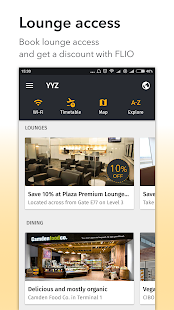FLIO - The Global Airport App- screenshot thumbnail