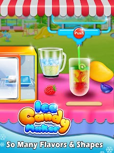 Tải Game Ice Candy Maker