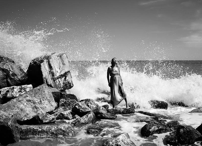 Abbraccio delle onde di Olea